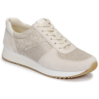 Παπούτσια Γυναίκα Χαμηλά Sneakers MICHAEL Michael Kors ALLIE TRAINER Beige
