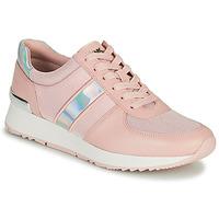 Παπούτσια Γυναίκα Χαμηλά Sneakers MICHAEL Michael Kors ALLIE TRAINER Ροζ