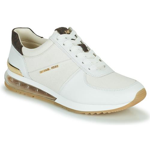 Παπούτσια Γυναίκα Χαμηλά Sneakers MICHAEL Michael Kors ALLIE TRAINER EXTREME Κρεμ