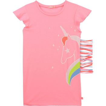 Υφασμάτινα Κορίτσι Κοντά Φορέματα Billieblush / Billybandit U12625-462 Ροζ