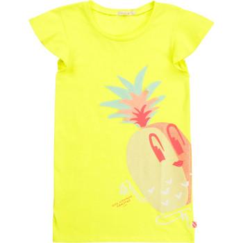 Υφασμάτινα Κορίτσι Κοντά Φορέματα Billieblush / Billybandit U12625-599 Yellow