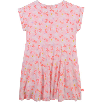 Υφασμάτινα Κορίτσι Κοντά Φορέματα Billieblush / Billybandit U12650-Z40 Ροζ
