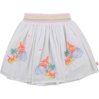 Υφασμάτινα Κορίτσι Φούστες Billieblush / Billybandit U13275-10B Άσπρο