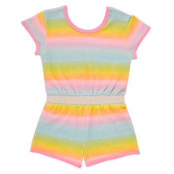 Υφασμάτινα Κορίτσι Ολόσωμες φόρμες / σαλοπέτες Billieblush / Billybandit U14419-Z41 Multicolour