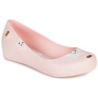 Παπούτσια Κορίτσι Σανδάλια / Πέδιλα Melissa MEL ULTRAGIRL SWEET DREAMS Ροζ / Άσπρο