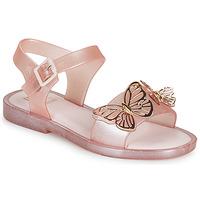 Παπούτσια Κορίτσι Σανδάλια / Πέδιλα Melissa MEL MAR SANDAL FLY Ροζ / Dore