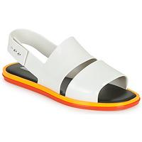 Παπούτσια Γυναίκα Σανδάλια / Πέδιλα Melissa CARBON Άσπρο