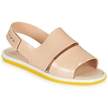 Παπούτσια Γυναίκα Σανδάλια / Πέδιλα Melissa CARBON Beige / Yellow