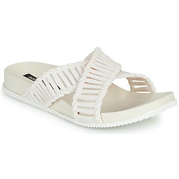 Παπούτσια Γυναίκα Τσόκαρα Melissa COSMIC II & SALINAS Άσπρο