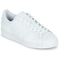 Παπούτσια Χαμηλά Sneakers adidas Originals SUPERSTAR Άσπρο