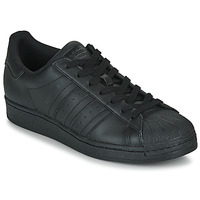 Παπούτσια Χαμηλά Sneakers adidas Originals SUPERSTAR Black