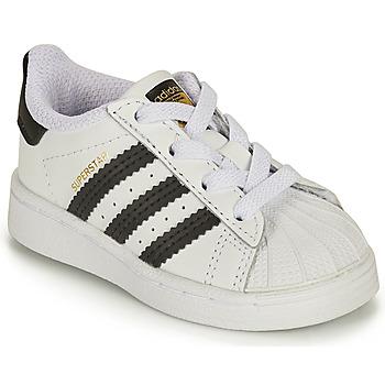 Xαμηλά Sneakers adidas SUPERSTAR EL I ΣΤΕΛΕΧΟΣ: Δέρμα και συνθετικό & ΕΠΕΝΔΥΣΗ: Συνθετικό & ΕΣ. ΣΟΛΑ: Συνθετικό & ΕΞ. ΣΟΛΑ: Καουτσούκ