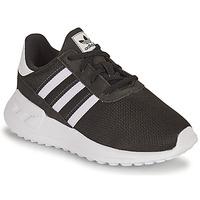 Παπούτσια Αγόρι Χαμηλά Sneakers adidas Originals LA TRAINER LITE EL I Black / Άσπρο