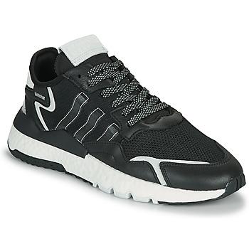 Παπούτσια Άνδρας Χαμηλά Sneakers adidas Originals NITE JOGGER Black