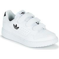 Παπούτσια Παιδί Χαμηλά Sneakers adidas Originals NY 92  CF C Άσπρο / Black