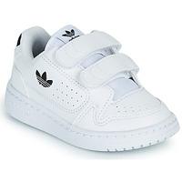 Παπούτσια Παιδί Χαμηλά Sneakers adidas Originals NY 92 CF I Άσπρο / Black