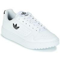 Παπούτσια Παιδί Χαμηλά Sneakers adidas Originals NY 92 J Άσπρο / Black