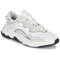 Παπούτσια Χαμηλά Sneakers adidas Originals OZWEEGO Άσπρο / Beige