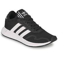 Παπούτσια Χαμηλά Sneakers adidas Originals SWIFT RUN X Black / Άσπρο