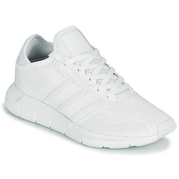 Παπούτσια Παιδί Χαμηλά Sneakers adidas Originals SWIFT RUN X J Άσπρο