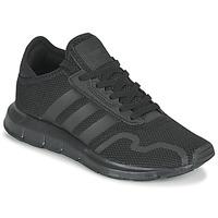 Παπούτσια Παιδί Χαμηλά Sneakers adidas Originals SWIFT RUN X J Black