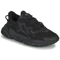 Παπούτσια Παιδί Χαμηλά Sneakers adidas Originals OZWEEGO J Black