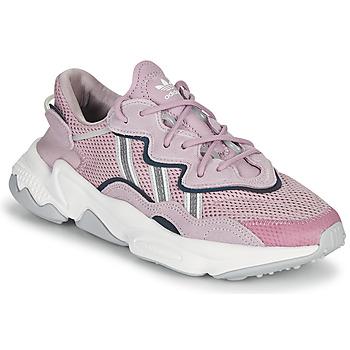 Παπούτσια Γυναίκα Χαμηλά Sneakers adidas Originals OZWEEGO W Violet