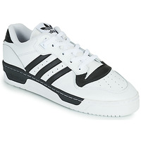 Παπούτσια Χαμηλά Sneakers adidas Originals RIVALRY LOW Άσπρο / Black