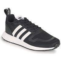 Παπούτσια Άνδρας Χαμηλά Sneakers adidas Originals SMOOTH RUNNER Black / Ροζ