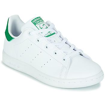 Xαμηλά Sneakers adidas STAN SMITH C ΣΤΕΛΕΧΟΣ: Συνθετικό & ΕΠΕΝΔΥΣΗ: Συνθετικό & ΕΣ. ΣΟΛΑ: Ύφασμα & ΕΞ. ΣΟΛΑ: Καουτσούκ