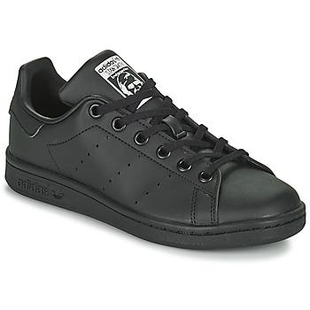 Παπούτσια Παιδί Χαμηλά Sneakers adidas Originals STAN SMITH J SUSTAINABLE Black