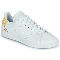 Παπούτσια Γυναίκα Χαμηλά Sneakers adidas Originals STAN SMITH W SUSTAINABLE Άσπρο / Multicolour