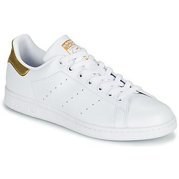 Xαμηλά Sneakers adidas STAN SMITH W SUSTAINABLE ΣΤΕΛΕΧΟΣ: Συνθετικό & ΕΠΕΝΔΥΣΗ: Συνθετικό & ΕΣ. ΣΟΛΑ: Ύφασμα & ΕΞ. ΣΟΛΑ: Καουτσούκ