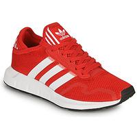 Παπούτσια Παιδί Χαμηλά Sneakers adidas Originals SWIFT RUN X J Red