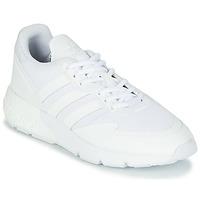 Παπούτσια Χαμηλά Sneakers adidas Originals ZX 1K BOOST Άσπρο