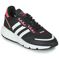 Παπούτσια Γυναίκα Χαμηλά Sneakers adidas Originals ZX 1K BOOST W Black / Ροζ