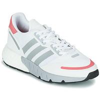 Παπούτσια Γυναίκα Χαμηλά Sneakers adidas Originals ZX 1K BOOST W Άσπρο / Ροζ