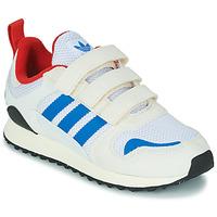 Παπούτσια Παιδί Χαμηλά Sneakers adidas Originals ZX 700 HD CF C Beige / Μπλέ
