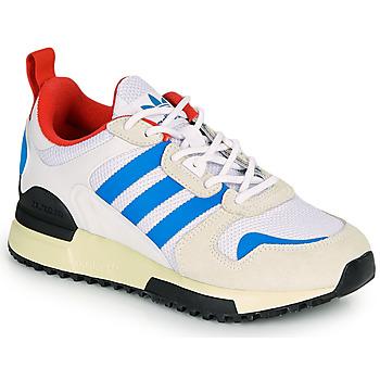 Παπούτσια Παιδί Χαμηλά Sneakers adidas Originals ZX 700 HD J Beige / Μπλέ