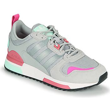 Παπούτσια Γυναίκα Χαμηλά Sneakers adidas Originals ZX 700 HD W Grey / Ροζ
