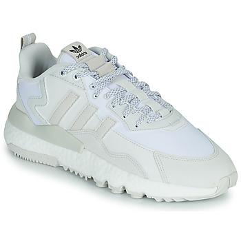Παπούτσια Χαμηλά Sneakers adidas Originals NITE JOGGER Άσπρο