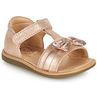 Παπούτσια Κορίτσι Σανδάλια / Πέδιλα Shoo Pom TITY NEW KNOT Ροζ