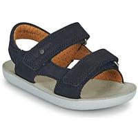 Παπούτσια Αγόρι Σανδάλια / Πέδιλα Shoo Pom GOA BOY SCRATCH Μπλέ