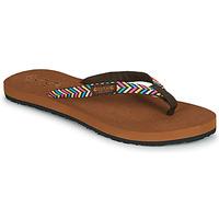 Παπούτσια Γυναίκα Σαγιονάρες Cool shoe SPACE TRIP Brown