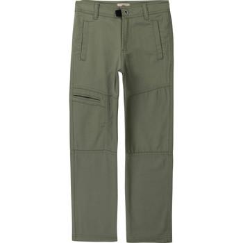 Υφασμάτινα Αγόρι παντελόνι παραλλαγής Timberland CARGOTA Kaki