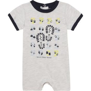 Υφασμάτινα Αγόρι Ολόσωμες φόρμες / σαλοπέτες Timberland SUPLLI Grey