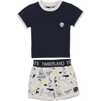 Υφασμάτινα Αγόρι Σετ Timberland PITTI Multicolour