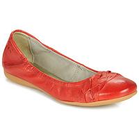 Παπούτσια Γυναίκα Μπαλαρίνες Dream in Green NERLINGO Red
