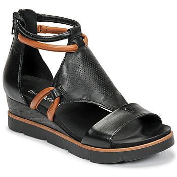 Παπούτσια Γυναίκα Σανδάλια / Πέδιλα Dream in Green LIRABIEN Black