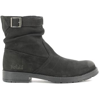 Παπούτσια Παιδί Μπότες Holalà HL120002L Μαύρος